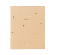 Kraft Imperfect Dot 2019 Monthly Planner
