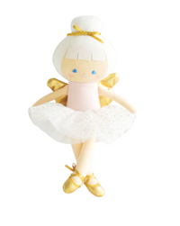 Abigail Baby Christmas Fairy- Pink Gold 25cm