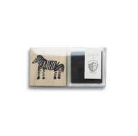 Into the Wild Rubber Stamp Set