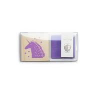 Magical Unicorn Rubber Stamp Set
