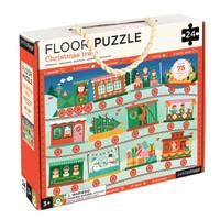 Christmas Train Floor Puzzle