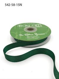 Metallic Sparkle Ribbon-Green