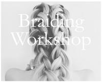 3rd Braiding Workshop - 12/13