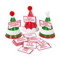 Christmas Entertainment Mini Party Hats and Game