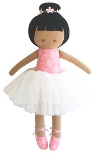 Big Ballerina 50cm Strawberry Pink