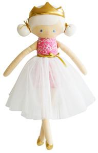 Princess Portia 48cm Pink Ivory