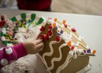 Gingerbread House Making Workshop