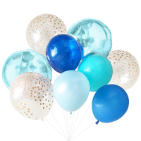 Balloon Bouquet- Blue Party