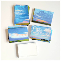 Catherine Freshley Pack of 8 Note Cards