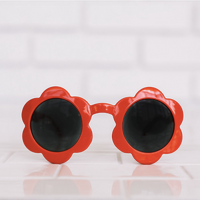 Original Daisy Toddler Sunglasses- Red