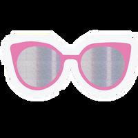Sunglasses Die Cut Napkins