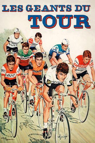 The Giants of the Tour - Les Geants Du Tour