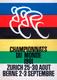 1961 World Cycling Championships Poster Print