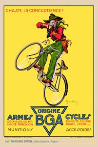 BGA Poster