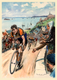 Louison Bobet on a Stella Bicycle, winner of the 1953 Tour de France