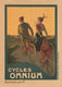 Cycles Omnium Vintage Bicycle Poster Print