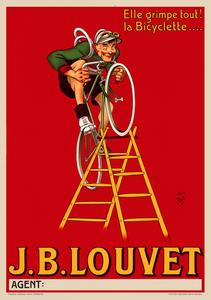 J. B. Louvet Poster
