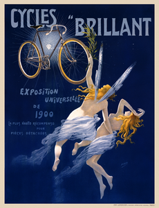 Cycles Brillant Poster