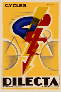 Cycles Dilecta Poster