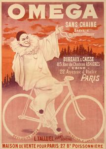 Omega Sans Chaine Poster
