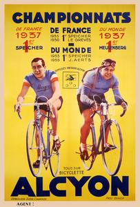 Championnats Alcyon Poster