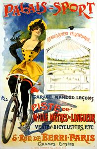 Palais-Sport Poster