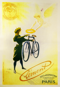 Clement Paris Poster