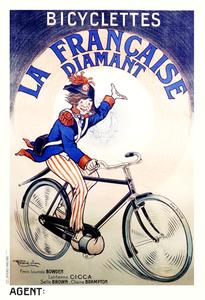 La Francaise Diamant I Poster
