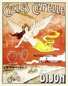 Cycles Capelle Poster