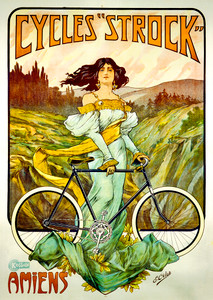 Cycles Strock Poster