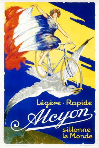 Alcyon Poster
