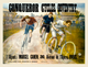 Conqueror Cycles Coventry Poster