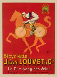 Jean Louvet & Cie Poster