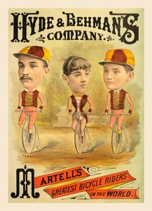 Hyde & Behmans Poster