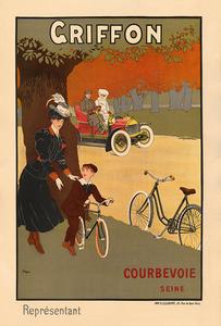 Griffon II Poster