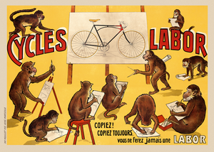 Cycles Labor Poster
