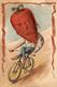 Beet Vegetable Rider Poster