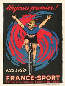 France-Sport Poster