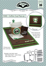 Coffee Cup Pop-up