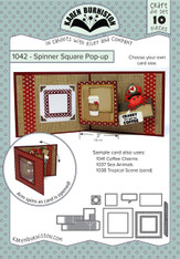 Spinner Square Pop-up