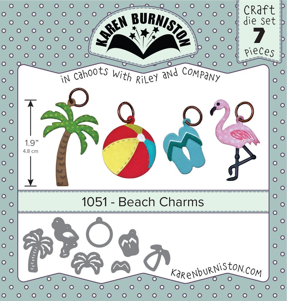 Sweet Treat Charms 1050 Karen Burniston