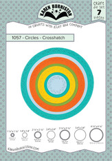Circles - Crosshatch
