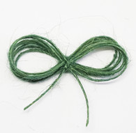 Thin Jute Twine - Dark Green