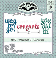 Word Set 8 - Congrats