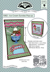 Ice Cream Sundae Pop-up
