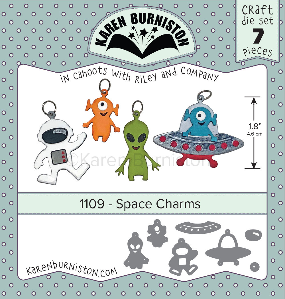 Karen Burniston Space Charms에 대한 이미지 검색결과