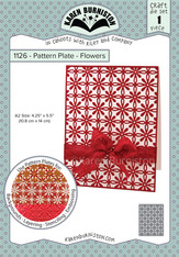 Pattern Plates - Flowers