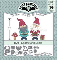 Gnome and Santa