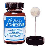Nu-Hope Adhesive with Applicator 4 oz. Bottle  792400-Each