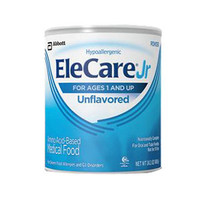 Elecare Jr., Unflavored, 14.1 oz.  5255253-Case